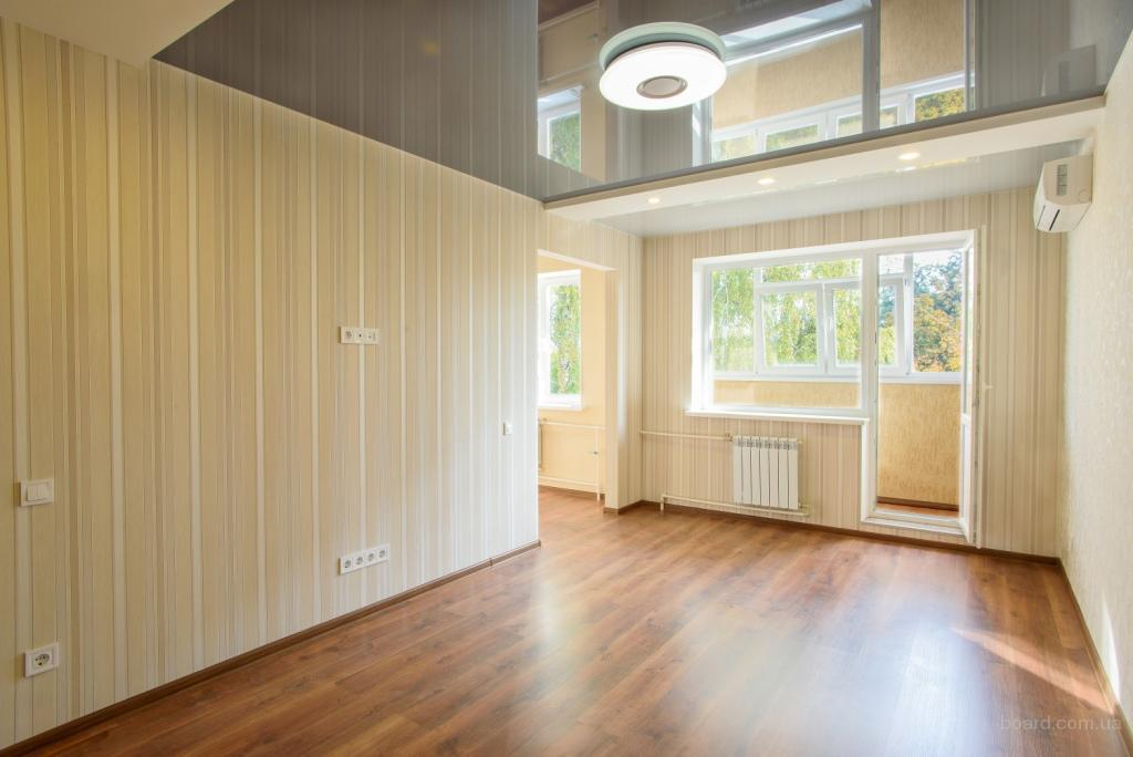 Интерьер 2-х комнатной квартиры 65 кв м
